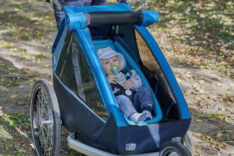 Kid 1 PLUS Stroller Mode